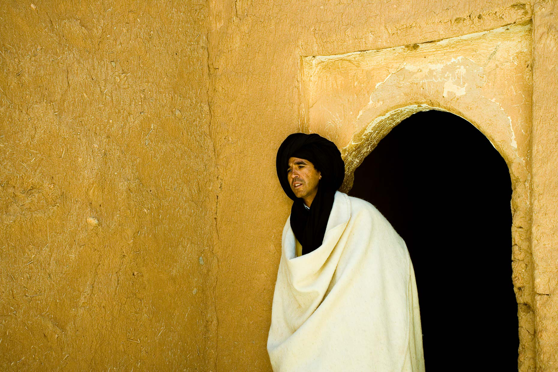 Our Berber Friend in Morocco | Dignity | Portraits | Travel | Culture