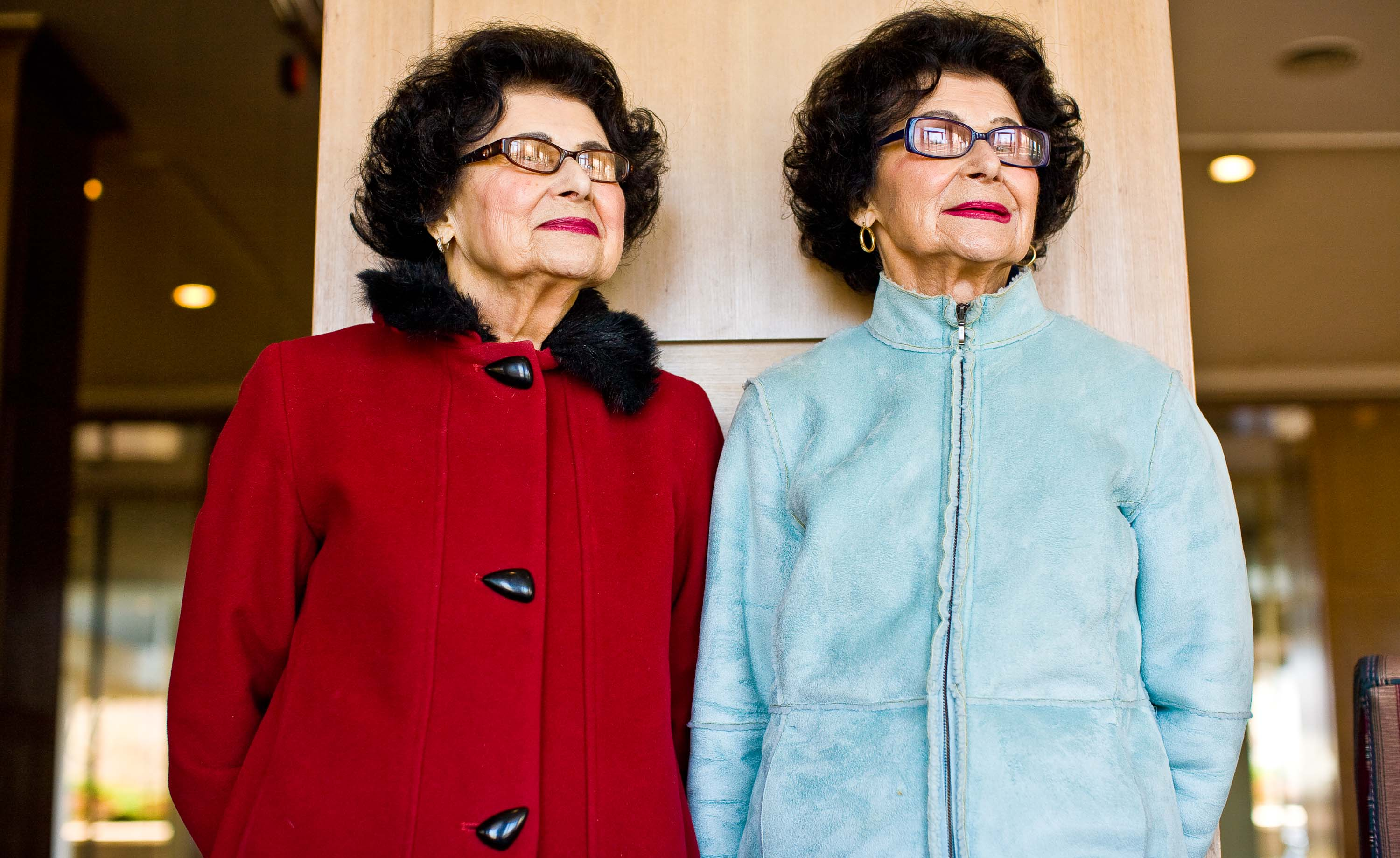 Dignity | Editorial Portrait Twins for Time Magazine | Seattle Photographers