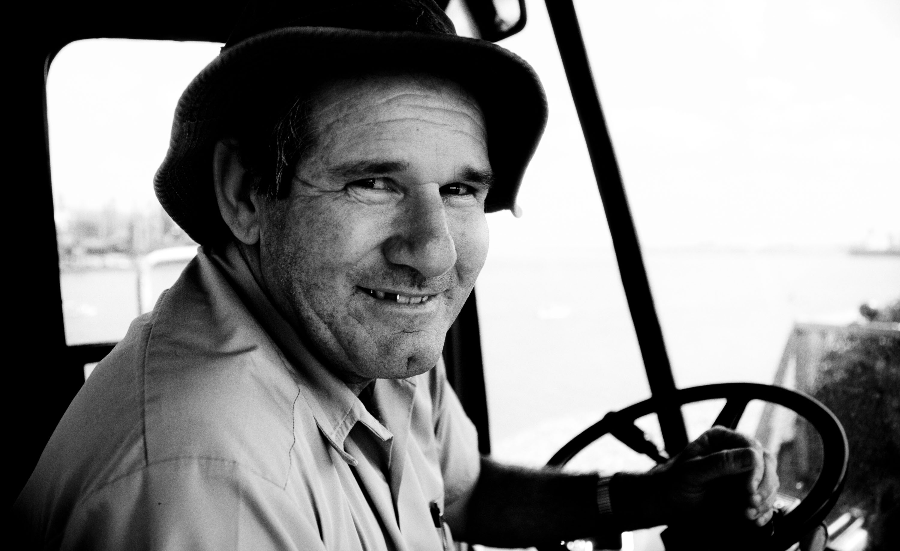 Industrial Worker Portrait in Australia : Seattle Commercial Portrait Photographer Jed Share Images