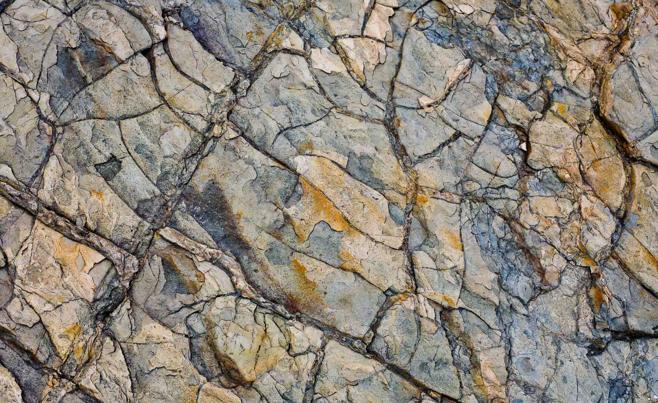Beauty in the Details | Wabi Sabi-Rock Formation
