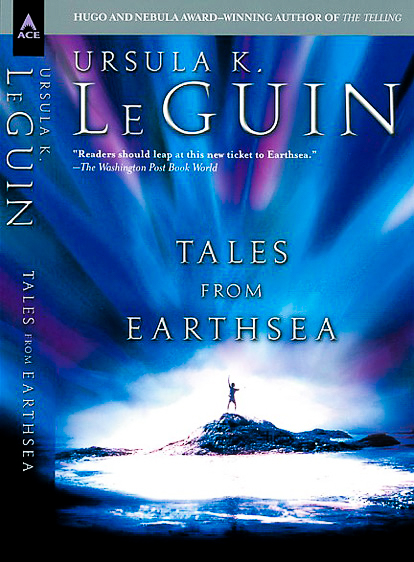 Ursula  LeGuin  Book Cover by Jed Share  Seattle Photographer
